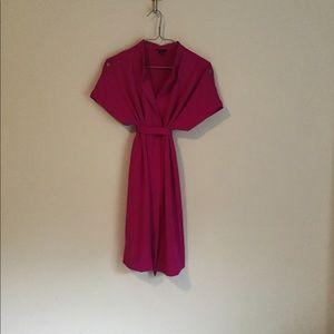 Ann Taylor Purple Dress